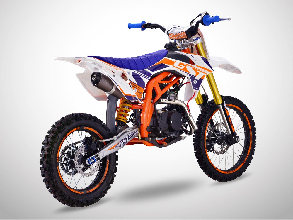 Pit Bike GUNSHOT 125 ONE 2019 - Arriere Droit