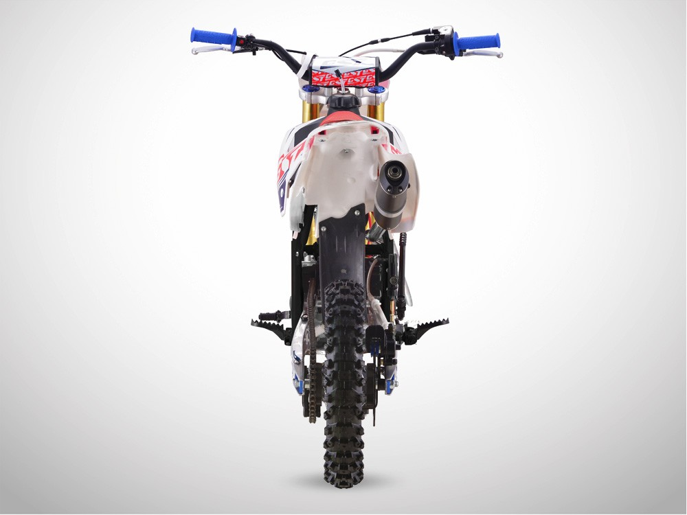 Pit Bike GUNSHOT 125 ONE 2019 - Arriere