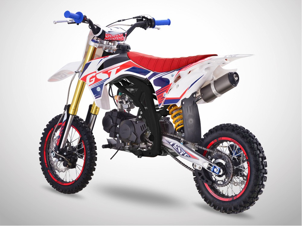 Pit Bike GUNSHOT 125 ONE 2019 - Arriere Gauche