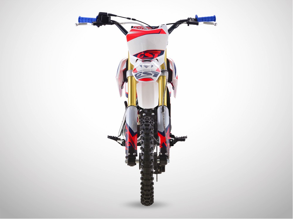 Pit Bike GUNSHOT 125 ONE 2019 - Avant