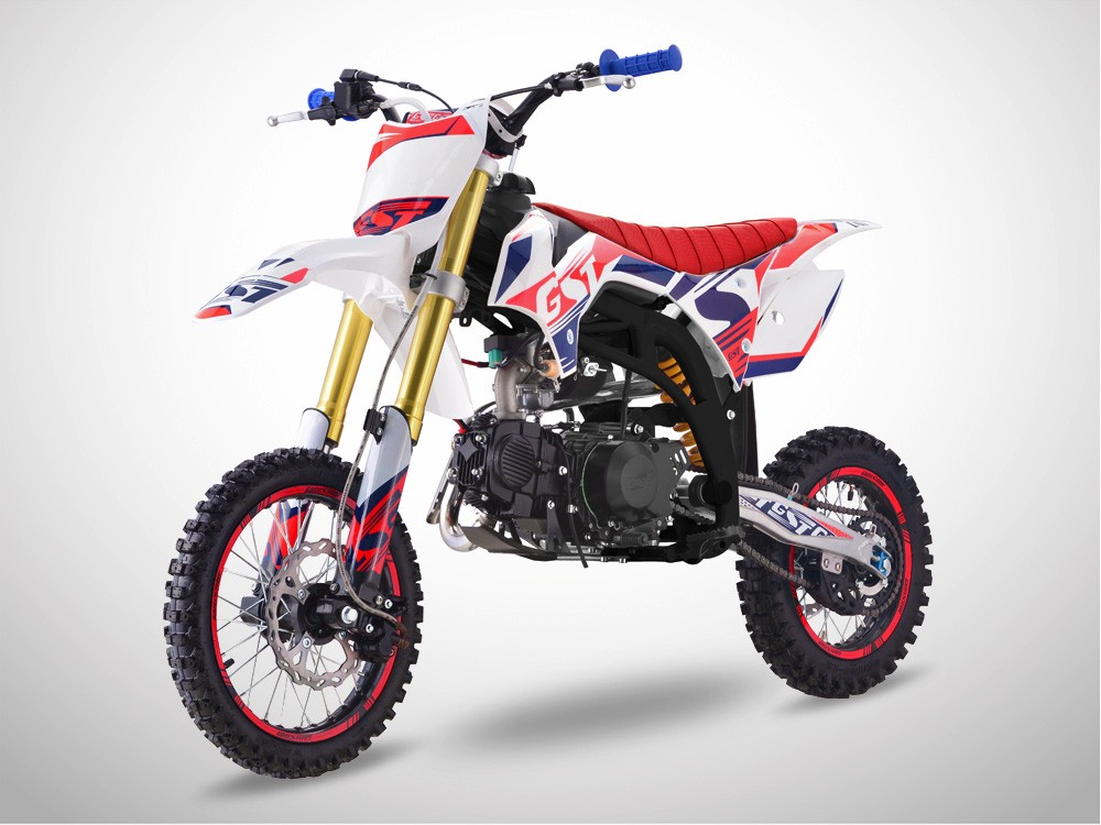 Pit Bike GUNSHOT 125 ONE 2019 - Avant Gauche