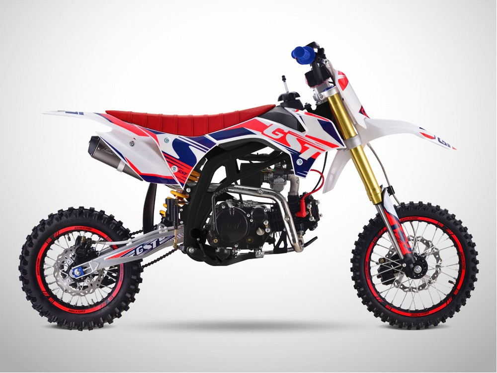Pit Bike GUNSHOT 125 ONE 2019 - Profil Droit